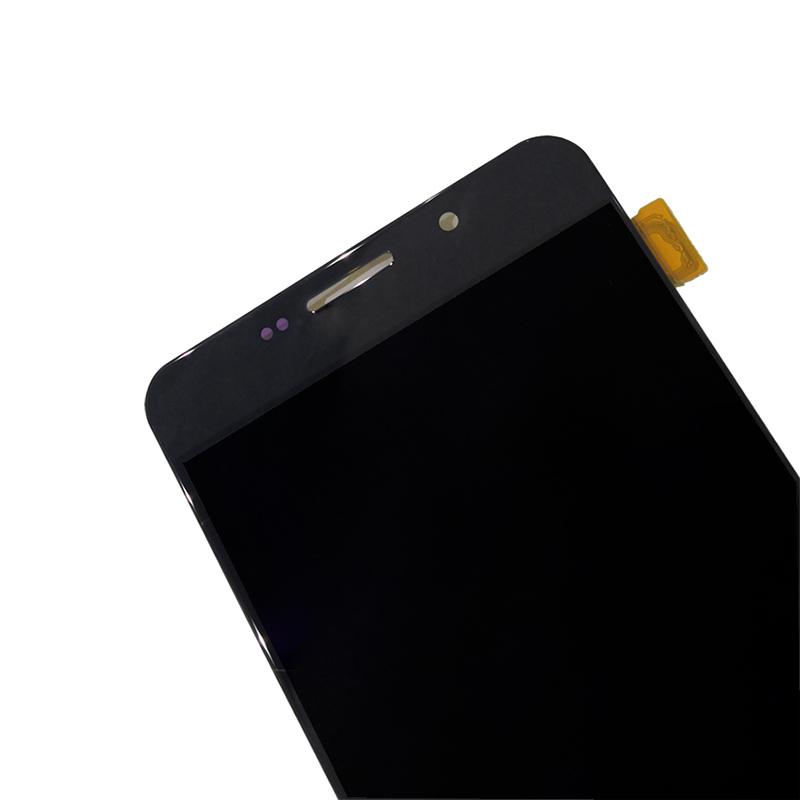 Image 3 - AMOLED for SAMSUNG Galaxy A7 20165.5'' LCD Monitor LCD A7100 A710F A710 LCD Touch Screen Digitizer Replacement Kit Free Tool-in Mobile Phone LCD Screens from Cellphones & Telecommunications