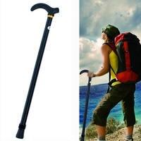 Выдвижные анти-ударные трости складные, для горного туризма походные палки сверхлегкие спортивные походные трость альпиниста