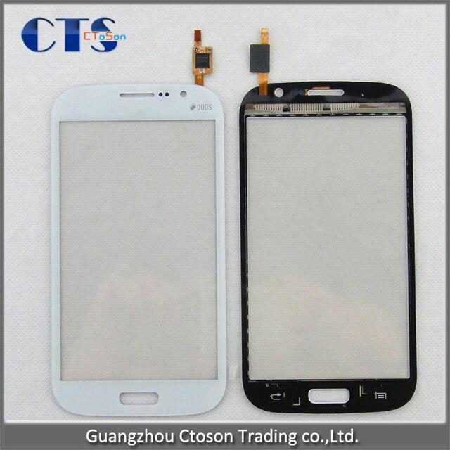 Painel de toque do telefone móvel para Samsung grande Duos I9082 I9080 digitador de vidro touchscreen de peças de acessórios