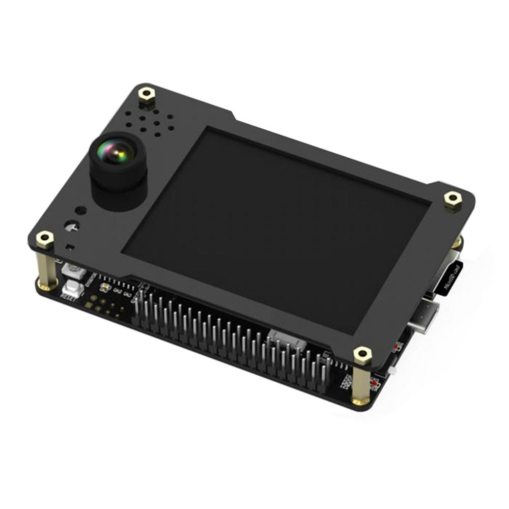 Sipeed MAIX GO K210 AI Pocket Deluxe Full-Featured Development Board With Shell Onboard Debugger