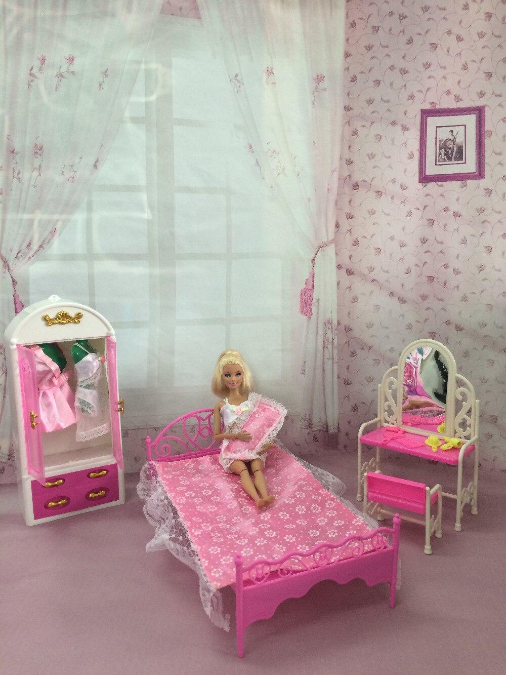 Acquista all 39 ingrosso online barbie guardaroba da for Accessori per barbie