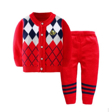 2016-Girl-Boy-Knitting-Winter-Sweater-Kid-Knit-Jacket-Long-Sleeve-Baby-Clothes-2-pieces-Top-Pants-3