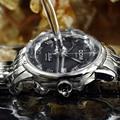 DOM Reloj de Acero Cristal de zafiro Relojes de Los Hombres de Negocios de Cuarzo Relojes de Moda Casual Hombres Del Reloj Del Deporte Relojes Hombre 2016