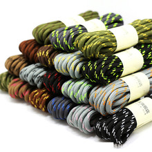 1 Pair High Quality Unisex Round Shoelaces 140 cm Sneaker Shoe Laces Sport Boot lace Athletic Shoe String Free Shipping