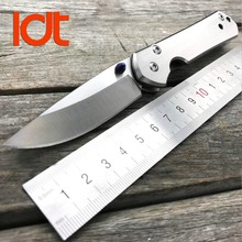 LDT Sebenza 21 Folding Knife 8Cr15Mov Blade Steel Handle Tactical Pocket Camping Knives Survival Outdoor Hunting Knife EDC Tools