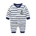 Мальчики комбинезон новый горячий 100% хлопок зима/весна/осень/лето одежда infant/новорожденных одежда детская одежда