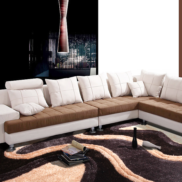 3d Elastic Wire Carpet Living Room Coffee Table Leugth Comfortable Stereo Knitted ImaginationChina