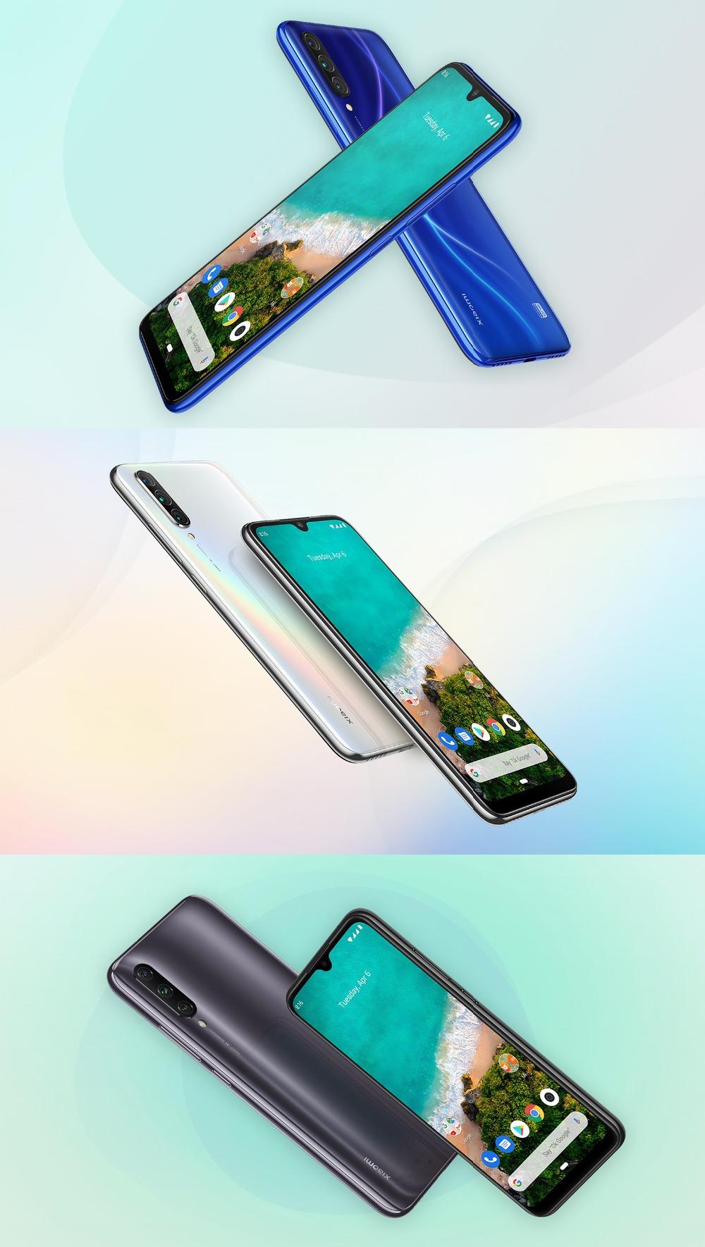Versión Global Xiaomi mi A3 4GB 128GB 16