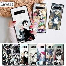Lavaza Noragami yato Anime Pattern Silicone Case for Samsung S6 Edge S7 S8 Plus S9 S10 S10e Note 8 9 10 M10 M20 M30 M40