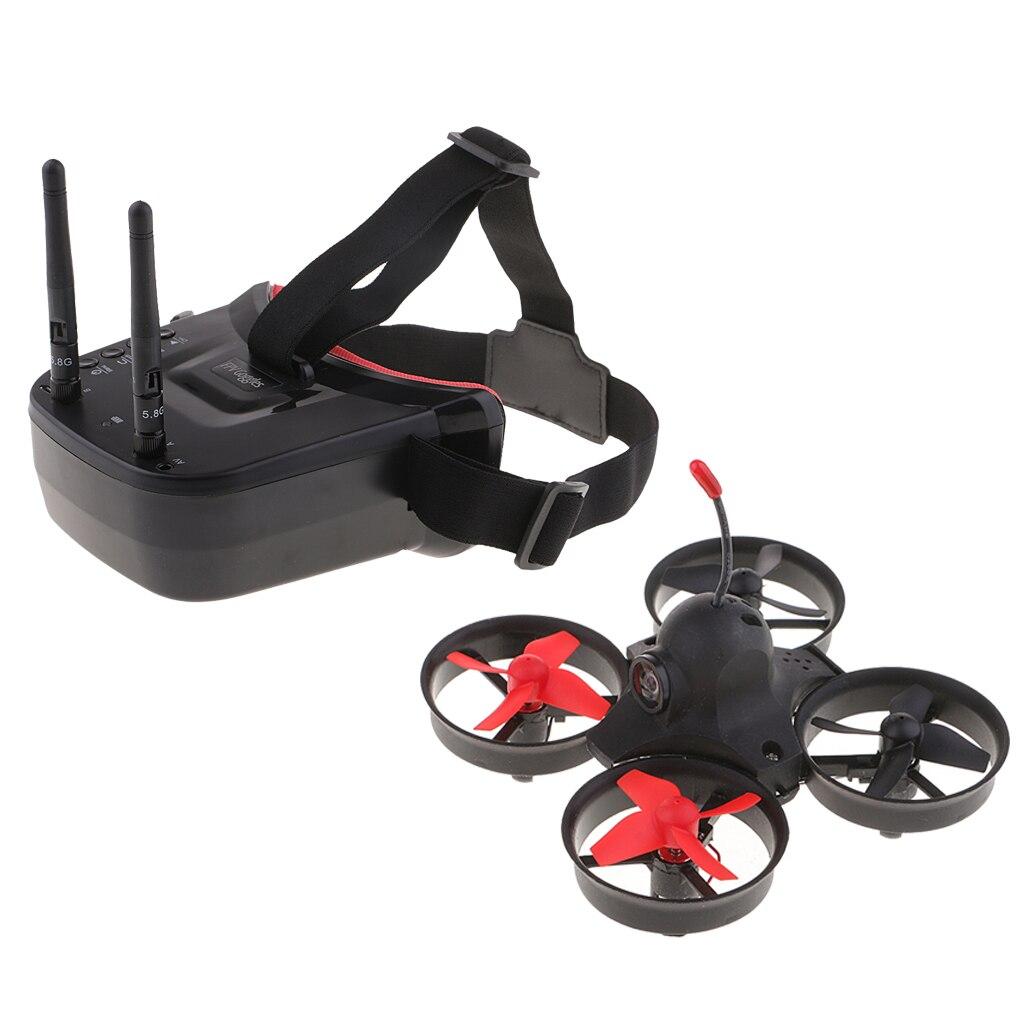 Kids Indoor RC Drone 5.8G 800TVL Camera Brushed Quadcopter with FPV GogglesKids Indoor RC Drone 5.8G 800TVL Camera Brushed Quadcopter with FPV Goggles