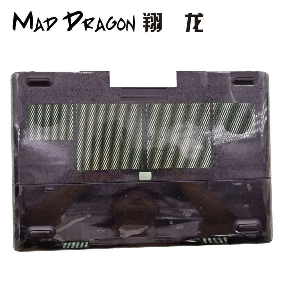 MAD DRAGON Brand Laptop NEW Black Bottom Access Panel Door Cover attery Cover Door For Dell Precision 17 7710 7720 0816FH 073JTC brand new original laptop case for dell precision 7710 7720 m7710 m7720 bottom door rear case 73jtc 073jtc