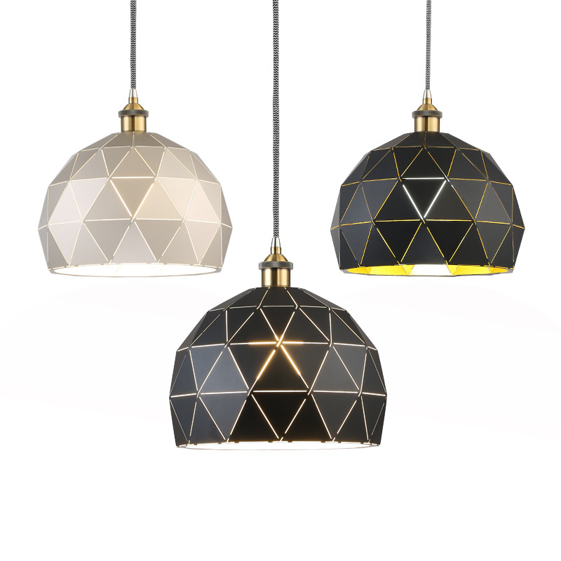 Modern Pendant Lamps Home Lightings Fixtures Lamparas Colgantes Verlichting Hanglamp Luminaria Living Room Bar Shop Cafe creative iron loft style pendant light glass droplight concise hanglamp fixtures for home lightings bar cafe lamparas colgantes
