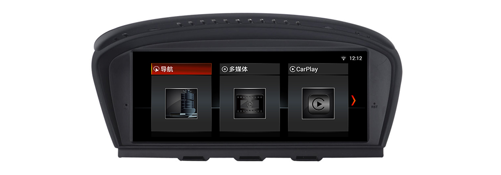 Android car multimedia player For BMW 3 Series E90 E91 E92 E93 2003-2008 Navigation Navi GPS 2 Din BT Support 4G 3G WiFi stereo 6