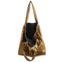 Chic Shiny Sequined Large-Capacity Tote Bag