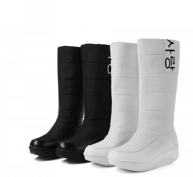 Online Get Cheap White Wedding Snow Boots -Aliexpress.com ...