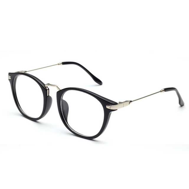 Fashion Square Eyeglasses Retro Men Women Designer Eyeglasses Frame ...