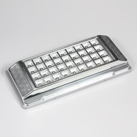 1PC High Quality White 36 LED Car Interior LED Lights Dome Ceiling Roof Lamp For