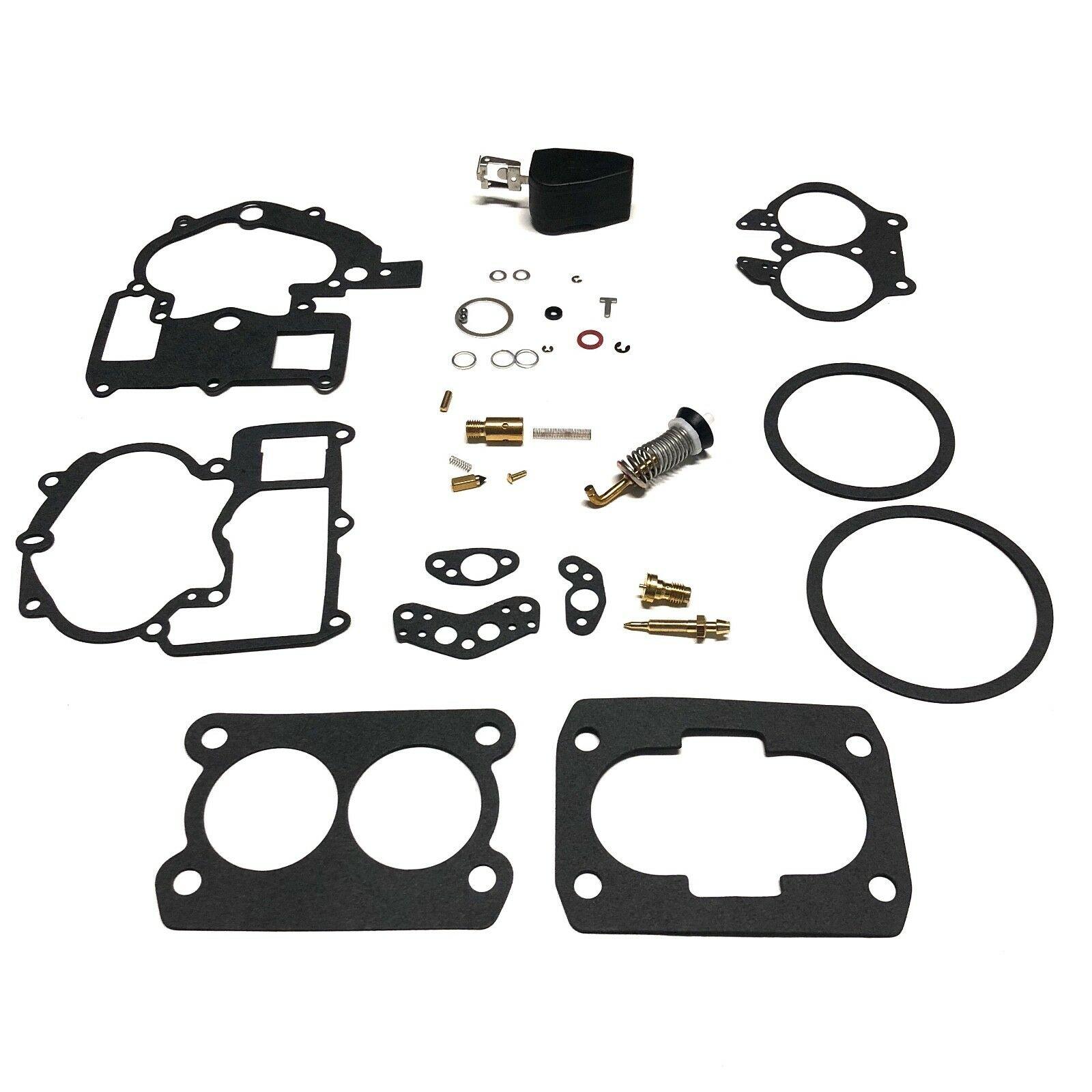 Carburador Reconstruir Kit para Reconstruir Kit de Reparo do Carburador para Mercruiser Mercury Mercury Marine Marine 3.0L 4.3L 5.0L 5.7L