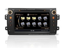 For Suzuki SX4 2006~2013 – Car GPS Navigation System + Radio TV DVD BT iPod 3G WIFI HD Screen Multimedia System