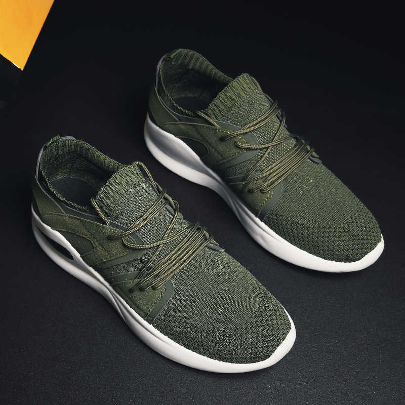 1817d6aa52e8c9 Hot trend Men Fashion Brand Breathable Adulte Casual Shoes Comfortable Lace  Up Chaussures pour hommes Luxury