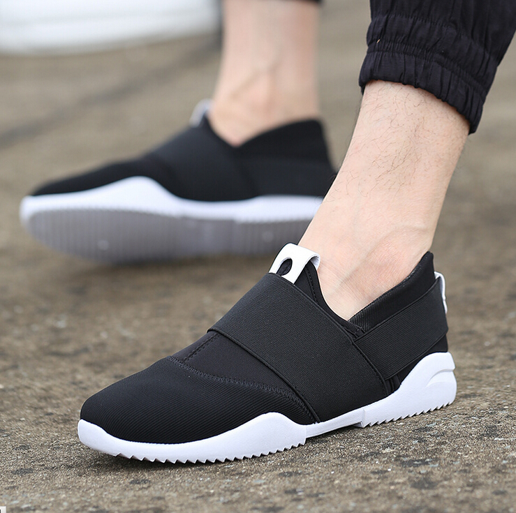 3 Colour 2017 New Mens Fashion Shoes Summer Breathable