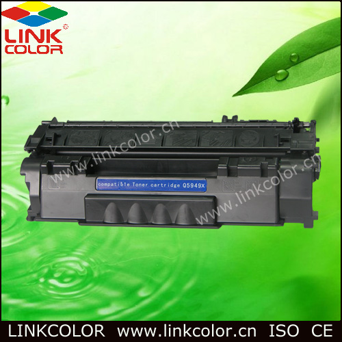 CNLINKCLR 49A 49X Q5949A Q5949X 6000 Pages Toner Cartridge Compatible for HP LaserJet 1320/1320N/1320TN/3390MFP/3392MFP 1x non oem toner cartridge compatible for dell color cloud multifunction h825 h825cdw h625 h625cdw smart s2825cdn 3k 2 5k pages