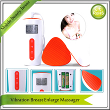 Battery Operated Handheld Personal Health Care Vibration Breast Lifting Firming Enlargement Massager Beauty Vibrator Machine