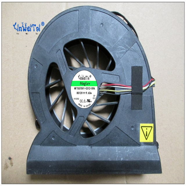US $20 01 13% OFF|FAN FOR HP TouchSmart 610 1031F 610 1031F KUC1012D 9K80  KUC1012D 9K80 GB1208PTV1 A B4393 13 V1 F HF 12V fan 4PZN9FATP20-in Fans &