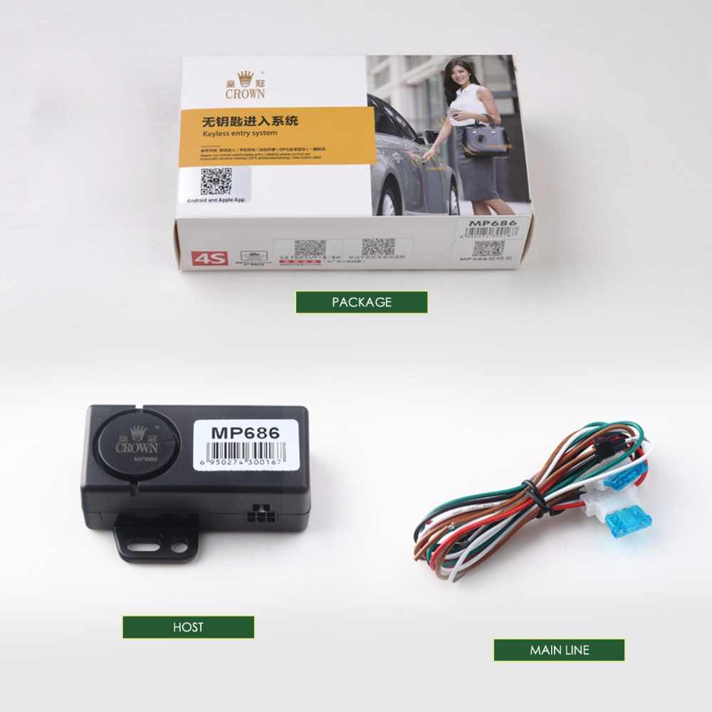 Detail Feedback Questions About Pke Smart Key Car Alarm System With Infiniti Intelligent Remote Starter Start Stop Push And Universal App Controls Button