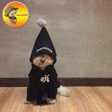 Новые поступления демисезонный Одежда для питомцев, собачий Толстовки Стильный товары для собак отдыха домашних животных sweatershirt костюмы Vestidos Pet Одежда