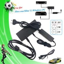 Новая версия Kinect 2,0 Датчик AC адаптер питания для xbox one S/X/Windows PC, для xbox ONE Slim/X Kinect адаптер