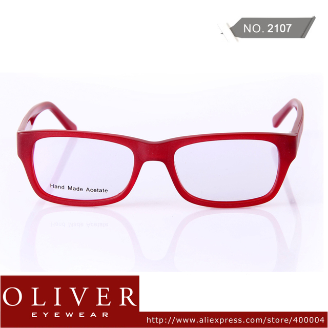 New Arrival!2013 Unisex Optical Frame Multicolor Eyewear Frame Oliver Brand Eyeglasses 2107! Free Shipping!