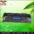 Frete grátis CE505X 05 X 505 X 05 preto LaserJet cartucho de Toner para HP laser jet P2035 / p2035n, P2055d / 2055DN / 2055X ( 6500 páginas )