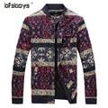 2016 primavera Marca de Moda de Luxo Do Vintage casual slim fit homens jaqueta homem de manga longa Com Zíper casaco outwear frete grátis M-5XL
