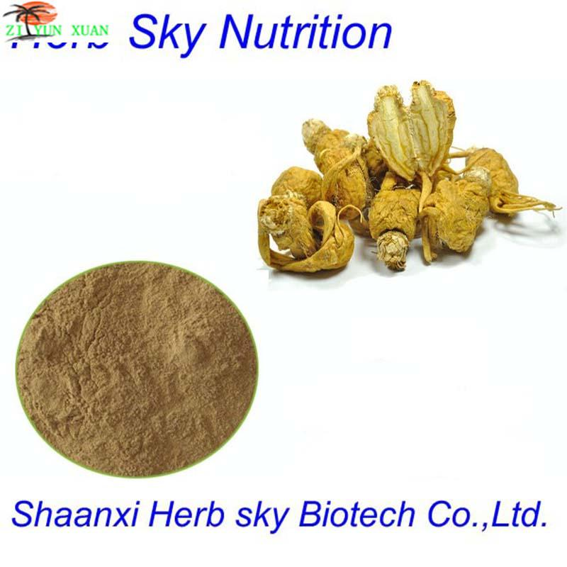 Factory manufacture 100% pure maca powder, maca extract, maca root extract powder 200g/lot