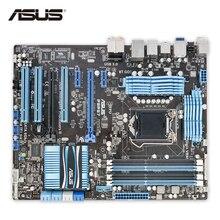 Asus P8P67 Original Usado Madre de Escritorio P67 ATX Socket LGA 1155 DDR3 i3 i5 i7 32G