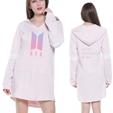 Bangtan7 Hooded Dress (33 Models)