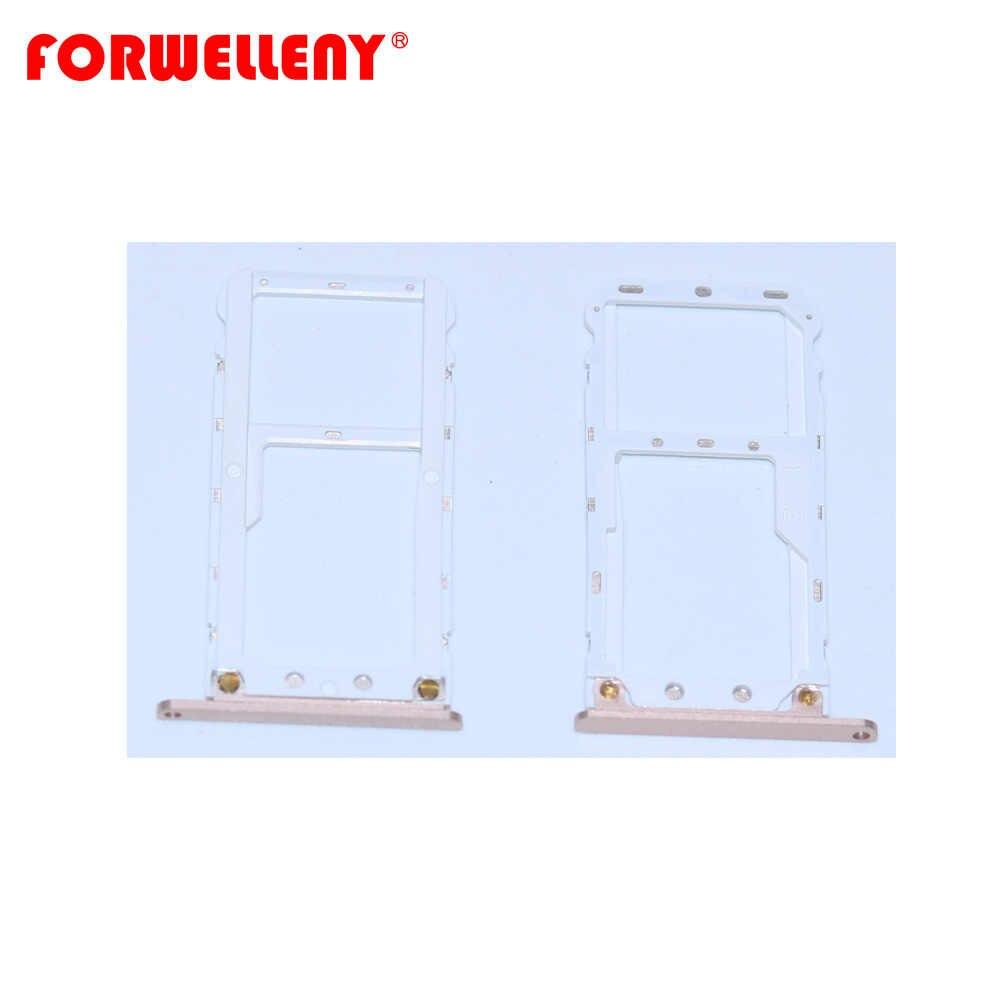 Für xiaomi mi A1 Sim Card slot tray Halter reparatur teil, Schwarz, rot, rosa, gold