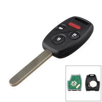 3 1 Buttons 313 8Hz Replacement Remote Control Car Key Fob Transmitter Clicker Alarm With Chip46