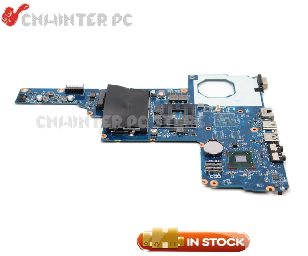 NOKOTION 685783-001 685783-501 6050A2493101-MB-A02 Pour HP 2450 1000 2000 CQ45 Ordinateur Portable Carte Mère HM70 UMA DDR3