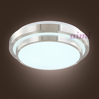 LED Ceiling Lights Bulb Included/LED Flush Mount , Modern/Contemporary Living Room/Dining Room/Bedroom MetalLED Ceiling Lights Bulb Included/LED Flush Mount , Modern/Contemporary Living Room/Dining Room/Bedroom Metal