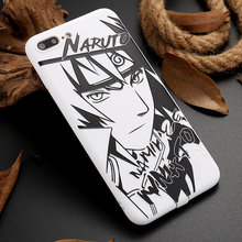 Naruto's Phone covers for iPhone 6 6s 6plus 6s Plus 7 7plus