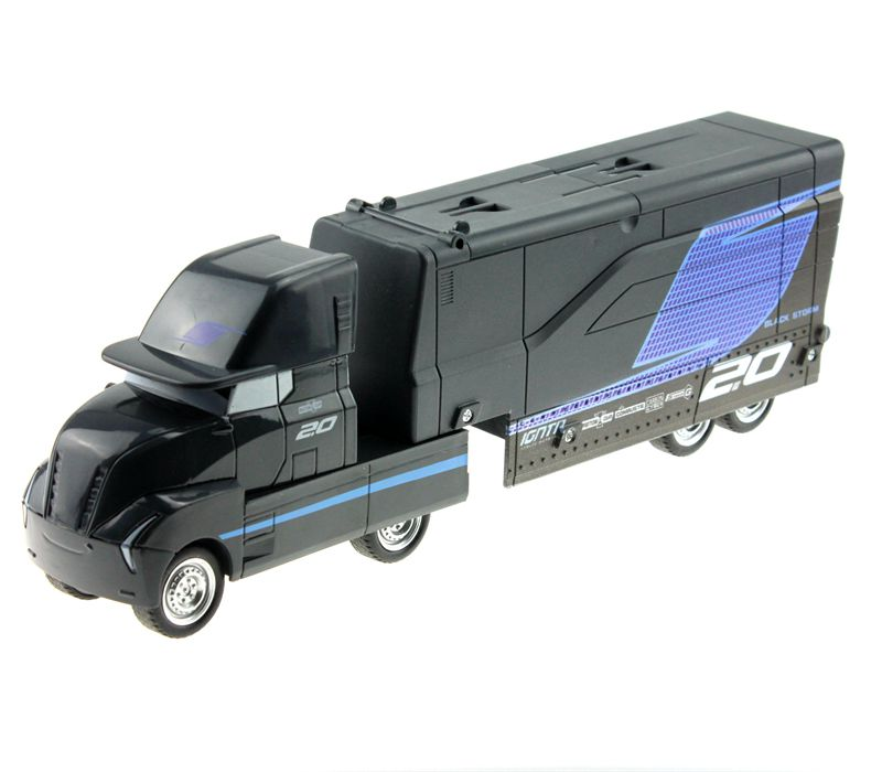 Disney Pixar Cars 3 Jackson Storm Mack Truck 1 55 Diecast Metal