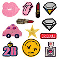 1 PCS Cartoon Icon Cloth Badges for Children Clothes Free Shipping Decoration Patch Backpack Patches for Clothing Parches
