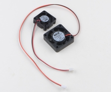 3D printer parts 2pcs/lot Cooling fan 3510 35x35x10mm With 2Pin Dupont Wire Cooler fans DC 12V Fan