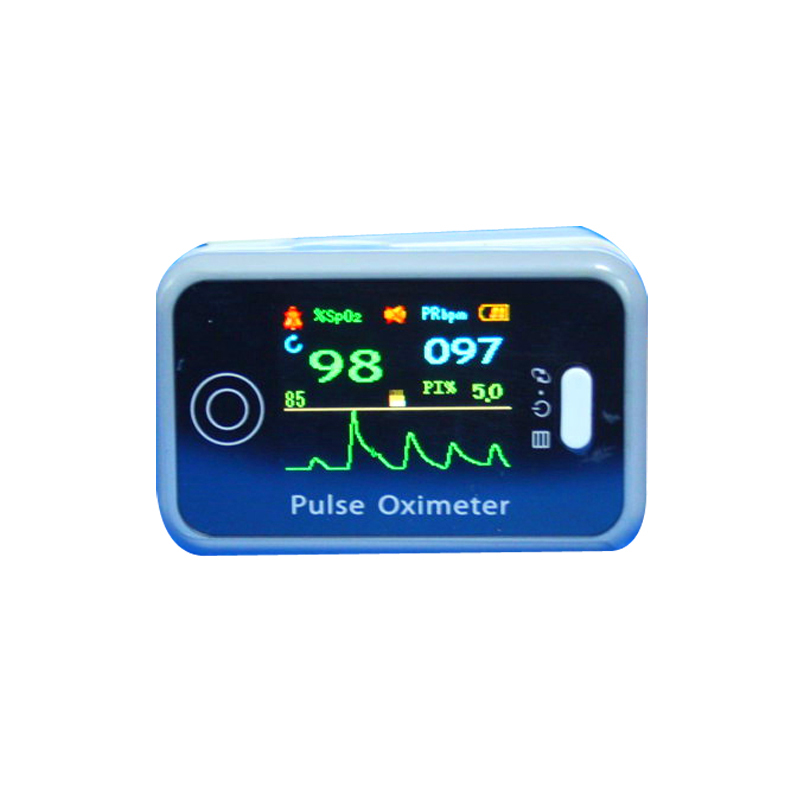 CE FDA approved CMS50H Finger Tip Pulse Oximeter OLED Display Blood Oxygen Saturation SpO2 Digital PR PI Pulse Heart Rate Monito archos oxygen 50