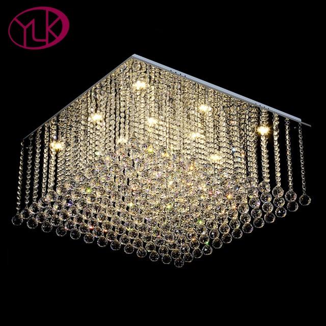 chandelier contemporary lighting ceiling product semi crystal flush home mariella mount light design chrome