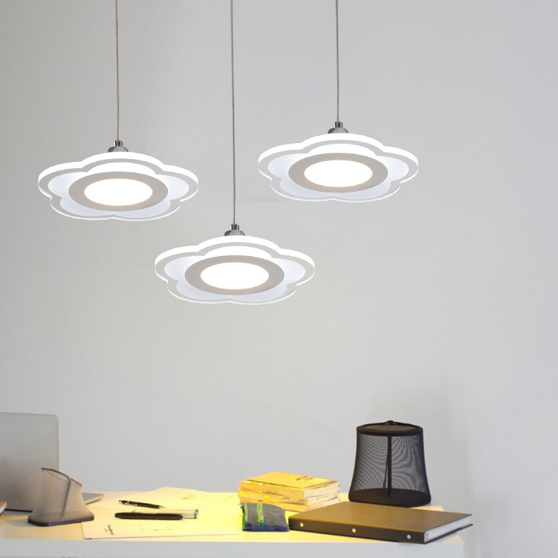 Latest Design Pendant Lights Style Led Pandant Light. Ultra-Thin Acrylic Modern Led 220v 110v 12w 32w 40w 50w Led Light ...