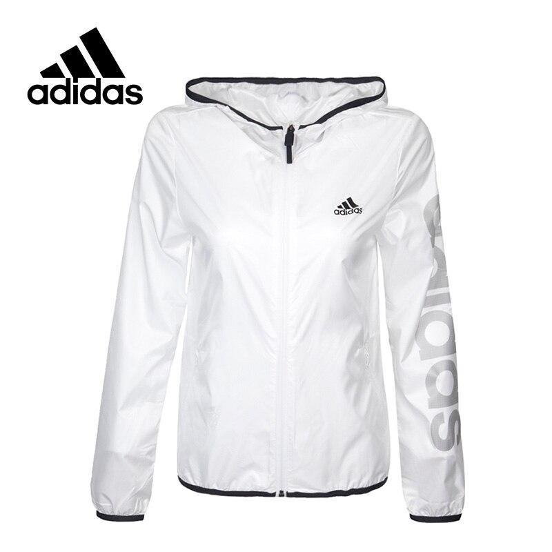 все цены на New Arrival 2017 Original Adidas WB LT BOS Women's jacket Hooded Sportswear онлайн