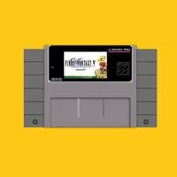 לשמור את הקובץ Final Fantasy 5 16 קצת כרטיס משחק עבור שחקן משחק ארה